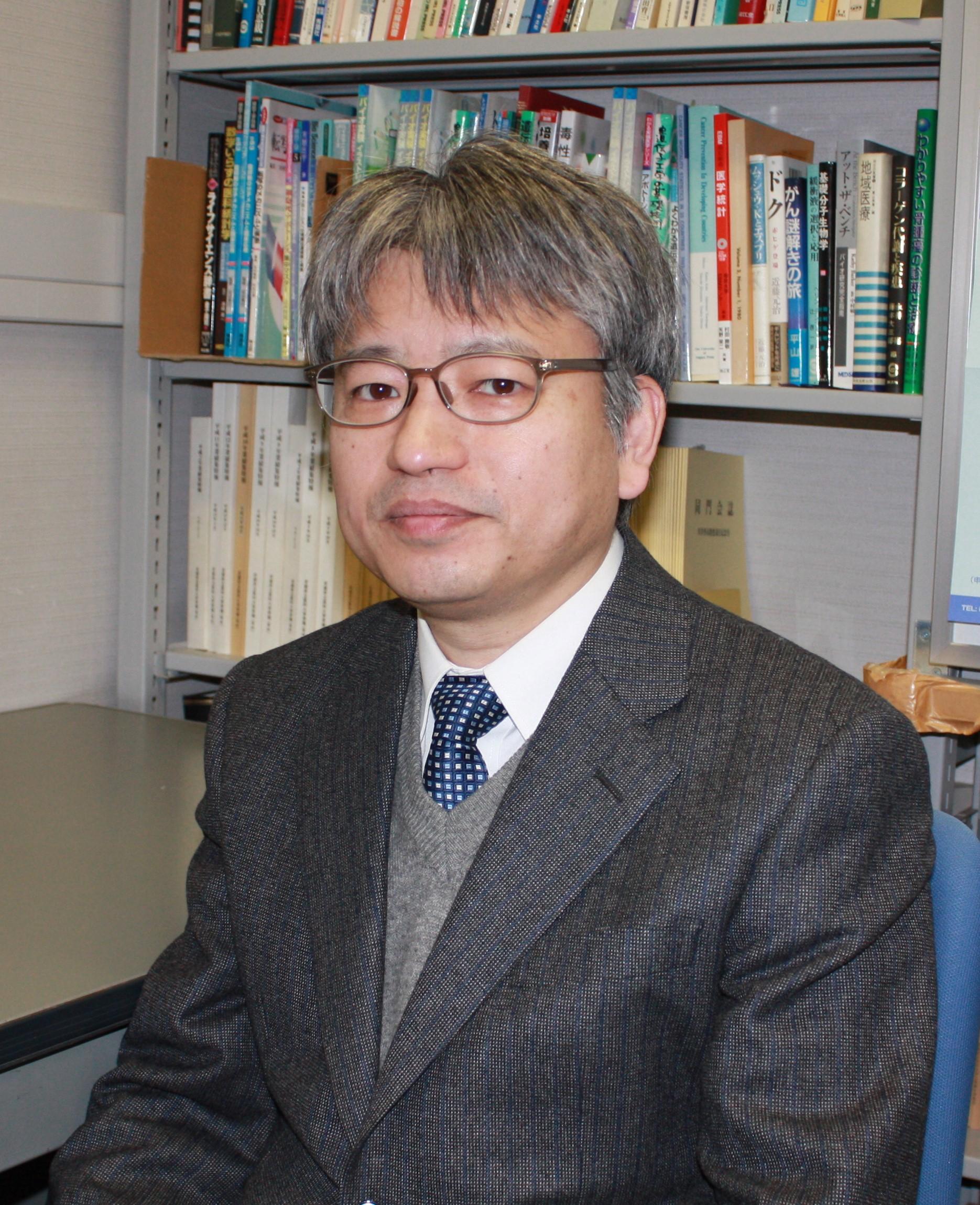 Prof. Michihiro Mutoh